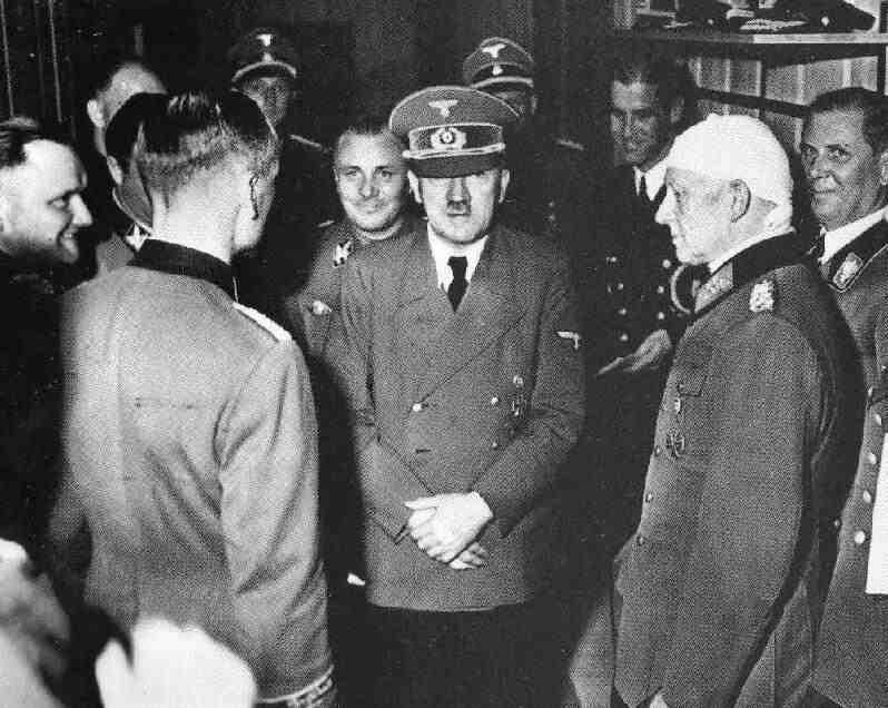 an analysis of adolph hitler as a great leader Hitler committed suicide in his bunker on april 30,1945 and seven days later,germany surrendered10 life lessons adolf hitlerlesson 1 : adolf hitler has his own ideal world adolf hitler has the good side for being the evilruler of his own country although, in the history of all mankind, he killed thousand of thousandjews christian in the country.